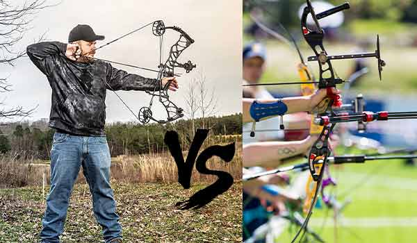 Recurve vs. Compound Bow