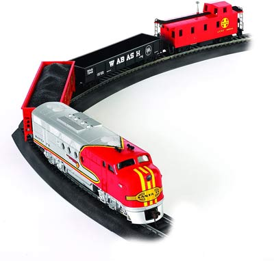 Bachmann Trains Santa Fe Flyer