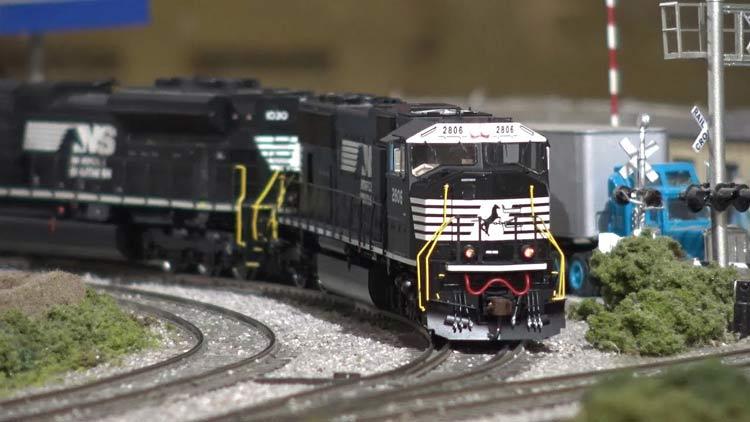 Best HO Model Trains