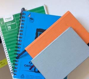 Pick a Nice Notebook
