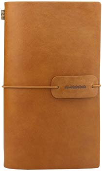 Refillable Travelers Notebook