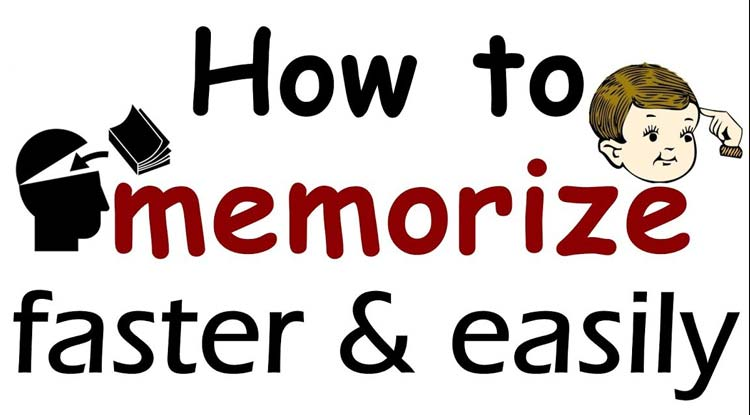 How to Memorize Something Fast