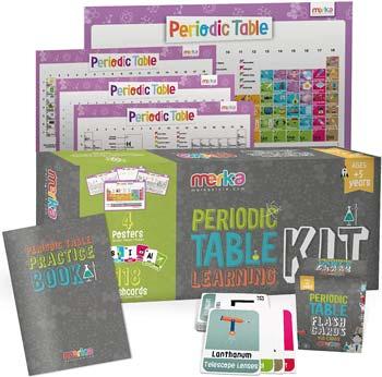 Merka Learning Kit Periodic Table