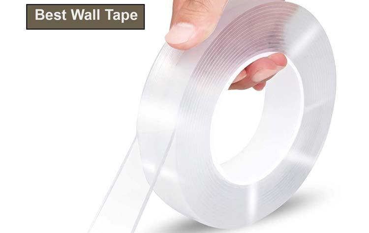 best wall tape