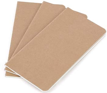 Wanderings Lined Traveler's Notebook Refill Inserts