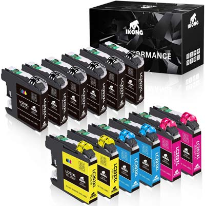 IKONG Compatible Ink Cartridges for Brother Printers