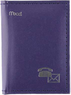Mead Mini Telephone/Address Book