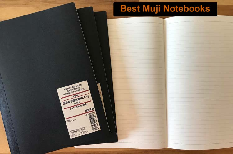 best muji notebooks